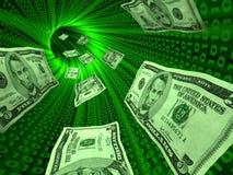 e货币 免版税库存照片