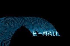 e邮件 免版税图库摄影