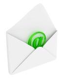 e邮件 免版税库存图片