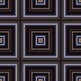 E ελεγμένο τετράγωνο διανυσματική απεικόνιση