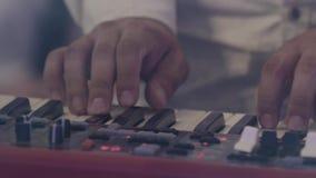 E μουσικός απόθεμα βίντεο