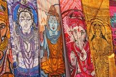 E Базар Индии Тибета сувенира подарка стоковые изображения rf