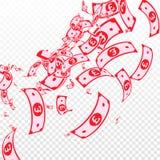 E Грязные счеты GBP на tr бесплатная иллюстрация