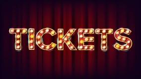 E Для дизайна событий фестиваля искусств Неоновое свето цирка винтажное золотое загоренное классицистическо бесплатная иллюстрация