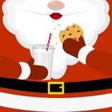 E Знамя плаката рождественской открытки r иллюстрация вектора