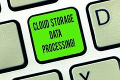 E Концепция дела для современного онлайн analysisagement файла технологии стоковая фотография rf