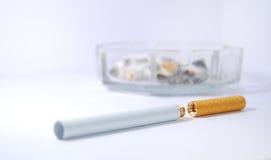 E-сигарета Стоковое Фото