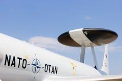 E-3哨兵 库存照片