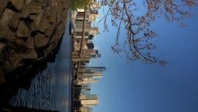 E 在曼哈顿和哈德森的看法 股票录像