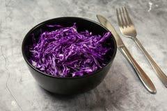 E 食物健康素食主义者 顶视图 库存照片