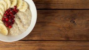 E 食物健康素食主义者 顶视图 图库摄影
