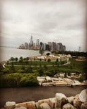 曼哈顿下城 库存照片
