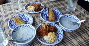 ρύζι στο νερό πάγου στοκ εικόνα με δικαίωμα ελεύθερης χρήσης