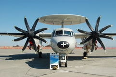 E-2 Hawkeye Royalty Free Stock Photos