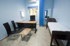 δωμάτιο γιατρών διαβουλ&e Στοκ φωτογραφία με δικαίωμα ελεύθερης χρήσης