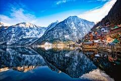 E alps Austria obraz stock
