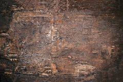 E Alte Beschaffenheit der Barke Stockbilder