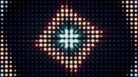 E animatie glowing vector illustratie