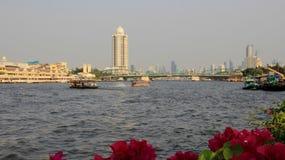 E Bangkok-Metropole stockbild