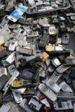 E-basura Foto de archivo libre de regalías