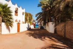 E Ber?md turist- destination n?ra av Sharm el Sheikh brigham arkivfoton