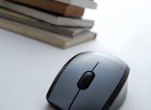 E-biblioteca Imagen de archivo libre de regalías