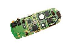 E-board cellular phone. Stock Photos