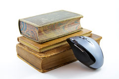 E-boeken Stock Foto's