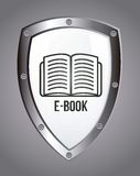 E book Royalty Free Stock Image