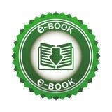 E-book concept Royalty Free Stock Photography