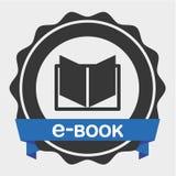 E-book concept Royalty Free Stock Photos