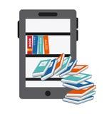 E-book Royalty Free Stock Photo