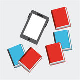 E-book Royalty Free Stock Photos