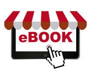 E-book Stock Images