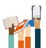 E-book Stock Photo
