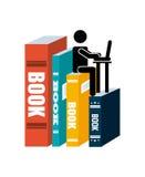 E-book Royalty Free Stock Photography