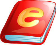 E-book icon or symbol Stock Images