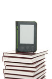 E-book Kindle Wireless Reading Device royalty free stock image