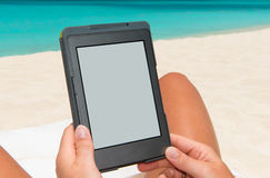 Free E-book Reader Royalty Free Stock Image - 30484306