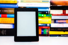 E-Book reader Royalty Free Stock Photos