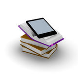 E-book reader Royalty Free Stock Images