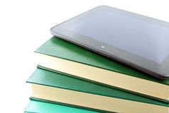 E-book reader tablet Royalty Free Stock Photo