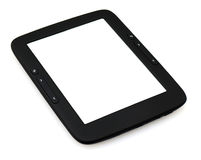 E-book reader Stock Image