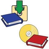 E-books Royalty Free Stock Image