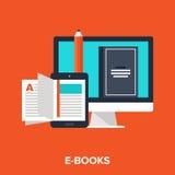 E-books Stock Photos
