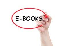 E books Royalty Free Stock Image
