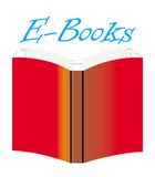E-Books Royalty Free Stock Image
