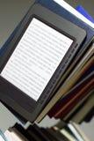 E-Buch Leser stockbilder