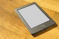 E-Buch Leser lizenzfreies stockbild