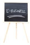 E-business Royalty-vrije Stock Foto